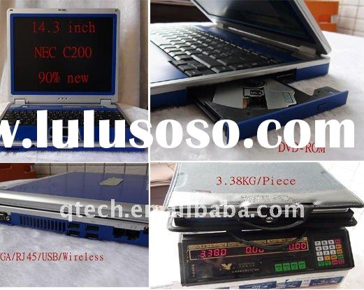 $90/pcs Used laptop/Used computer/ 14 inch renovate laptop used laptop