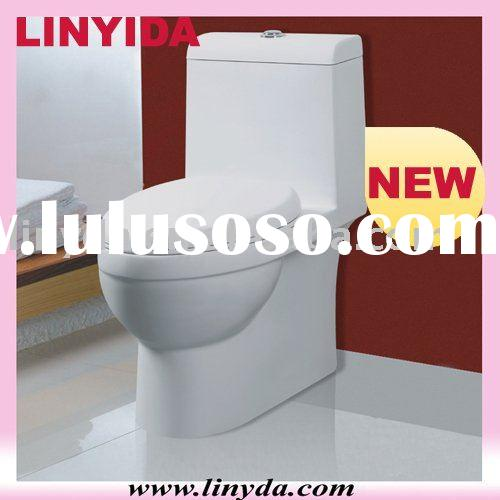 ( one piece toilet )New Technical Double Siphonic sanitary ware