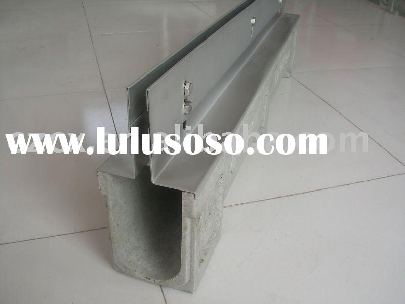 adjustable stainless steel slot cover for drainage system
