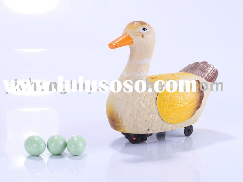 amazing lay eggs duck toy
