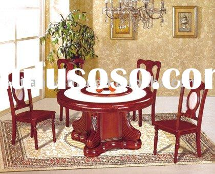 antique cherry wood dining room sets #17