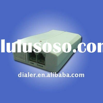 automatic telephone dialer with LCR function