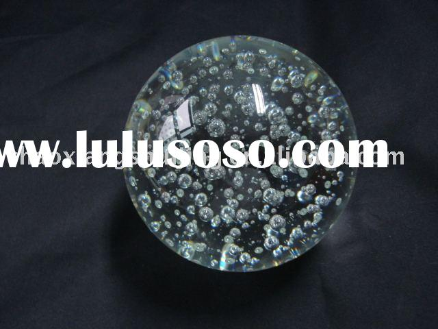 ball ,sphere ,christmas gifts, crafts,glass ball,crystal gifts,crystal