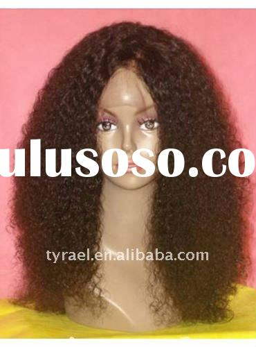 best sale high quality lace front wig for black women