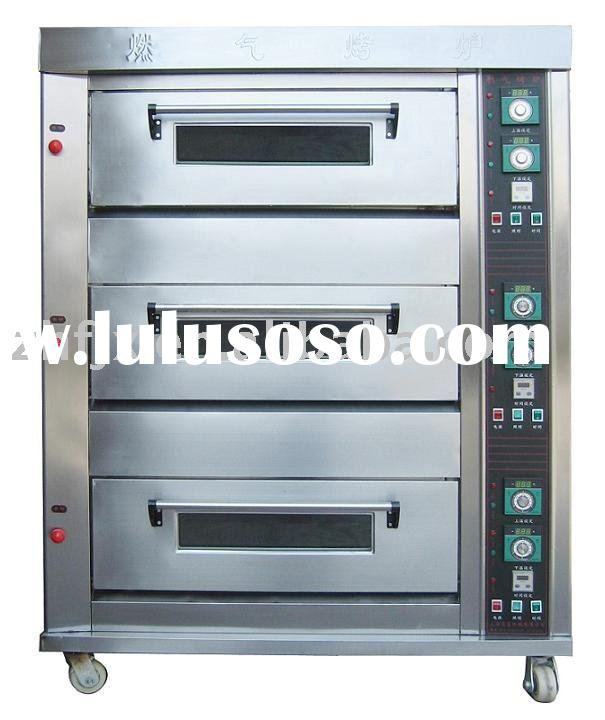 bread oven YKL-36 (3 deck 6 trays)