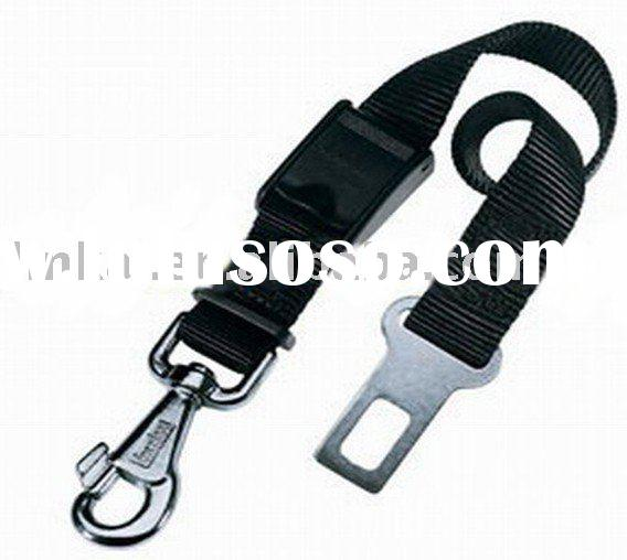 car pet seat belt dog safety belt