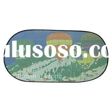 car rear sunshade-car sunshade-car accessory