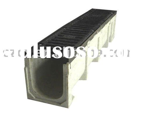cast iron trench drain grating trench cover floor grating