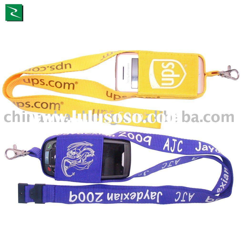 cell phone lanyard/neck strap