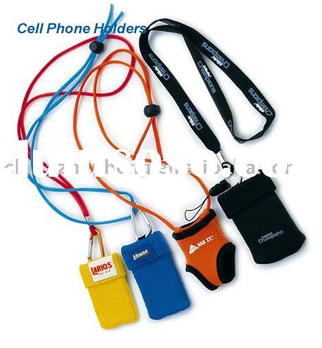 cell phone lanyard/ pouch