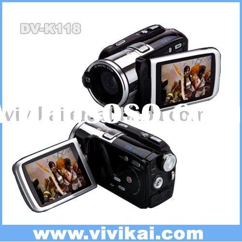 cheap but professional digital video camcorder/digital camera/video camera with MP3 player&PC ca