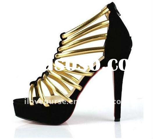 cheap shoes,ladies fashion sandals shoes 2011 summer autumn