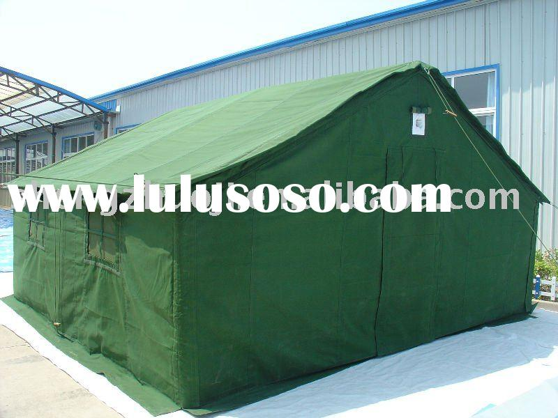 chill-proof canvas cotton tent for 12 persons
