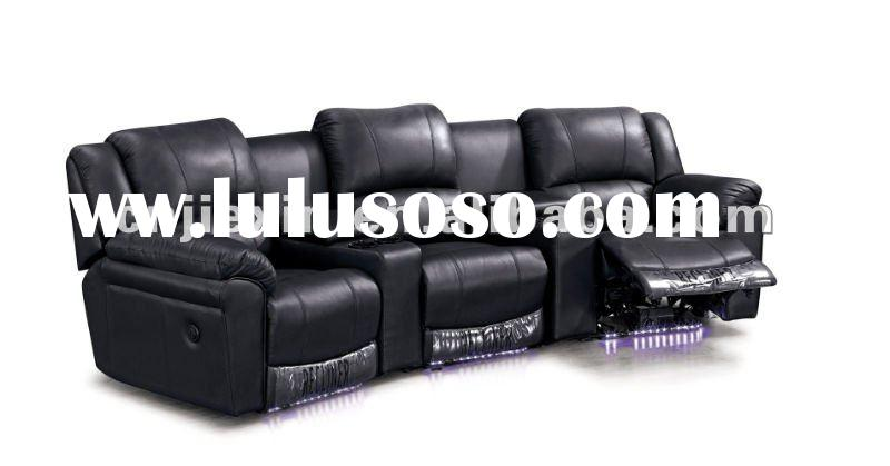cinema sofa , theater sofa ,recliner leather sofa cinema furniture