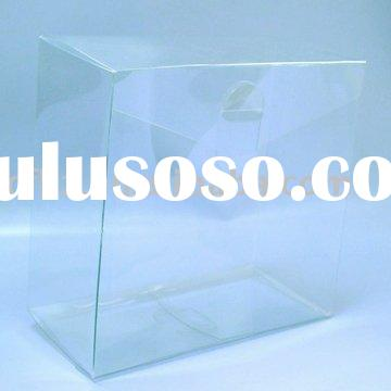 clear gift boxes