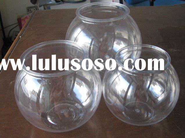 Small plastic fish bowls for pink for sale price china for Small plastic fish bowls