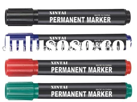 colored permanent pen