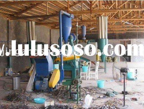 copper wire/cable recycling machine 008615238020686