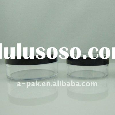 cosmetic sifter powder jars of SPJN10-001