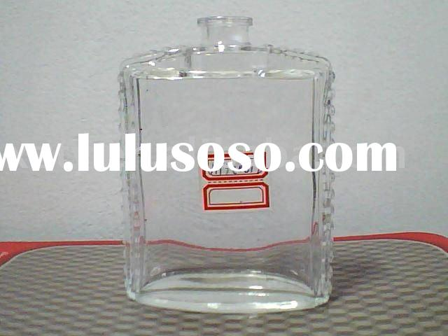 crystal glass perfume bottle/perfume/glass bottle/perfume packaging