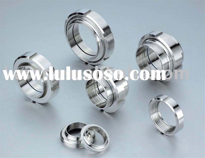 dairy pipe clamp joint fitting hydraulic