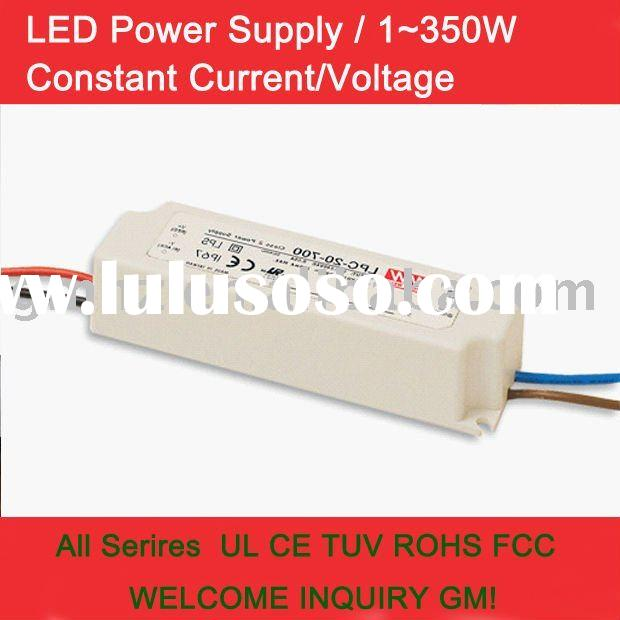 dimmable led driver 2-200w Constant Current/voltage UL TUV
