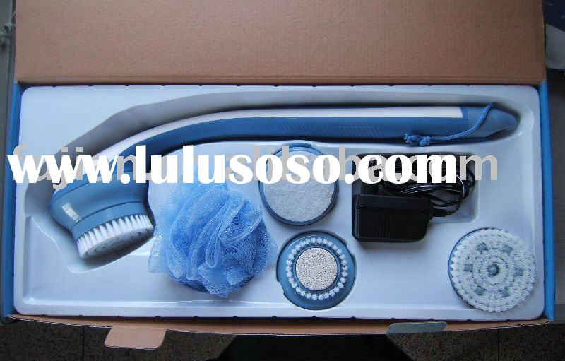 electric bathroom cleaning brush
