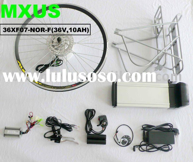 electric bicycle brushless hub gear motor&E-bike conversion kit&electric bicycle conversion