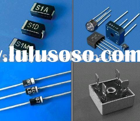 diode transistor Before we start, it is not really necessary to know what goes on inside a transistor or diode to use it all a service engineer or design engineer really needs to know about is what the.