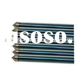 evacuated tube solar water heater parts