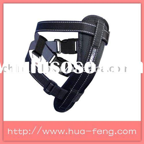flashing pet car dog seat safety belt