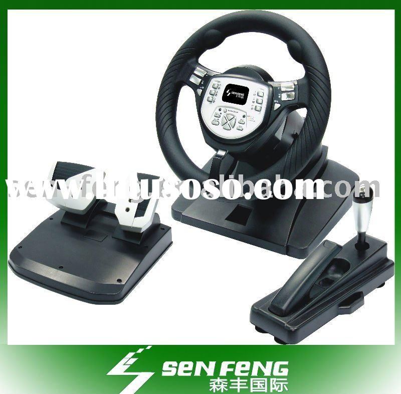 for PS2 game racing wheel