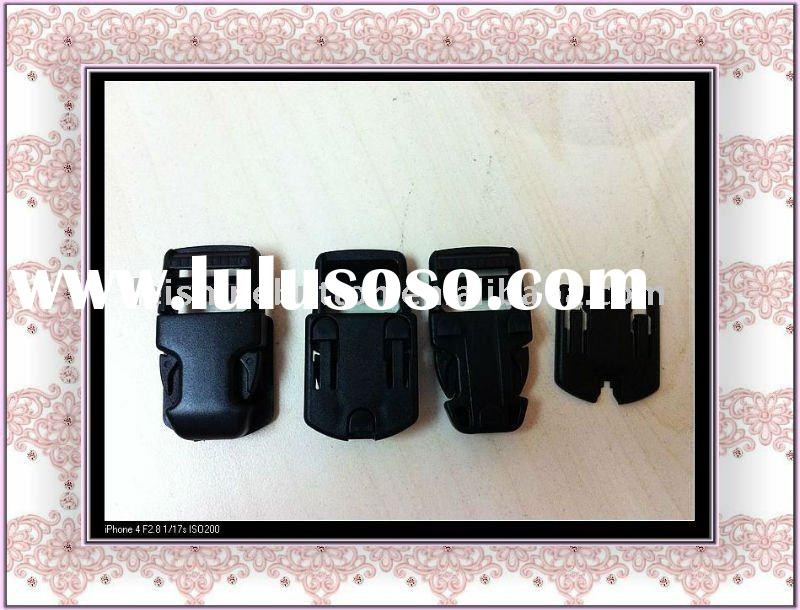 four parts plastic quick release buckles for military