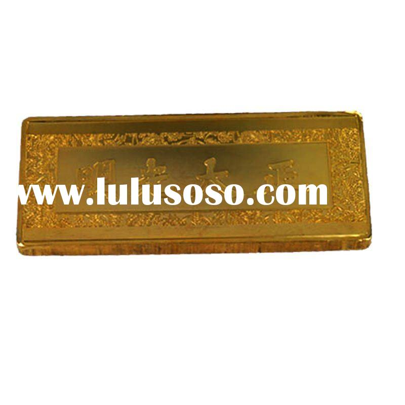 gold metal bullion