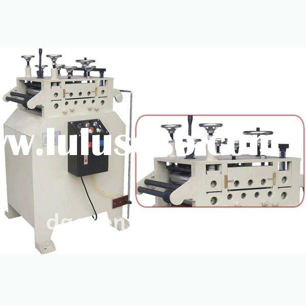 high precision wheel straightening machine