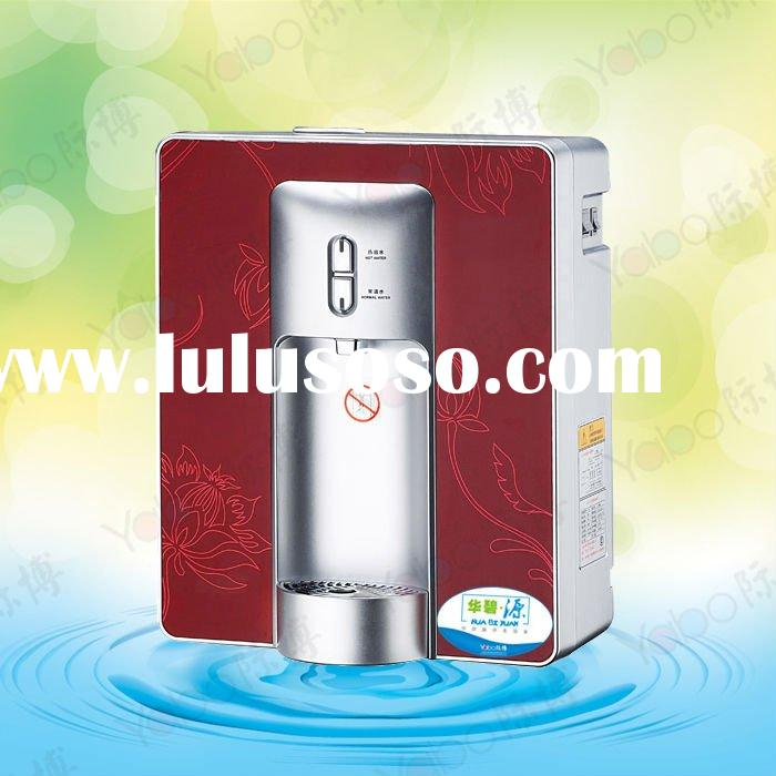 hot and cold direct drinking water dispenser/water filter system/water purifier