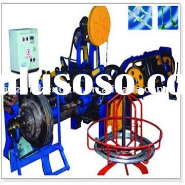 hot sale low noise barbed wire machine( manufacture)