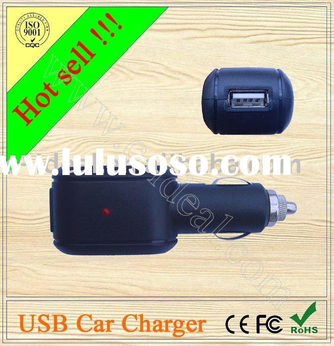 hot sell and competitive price car charger adaptor