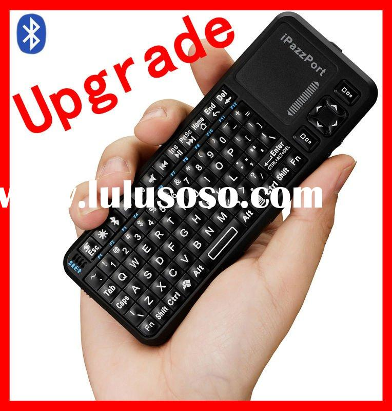 iPazzPort mini wireless bluetooth keyboard for blackberry