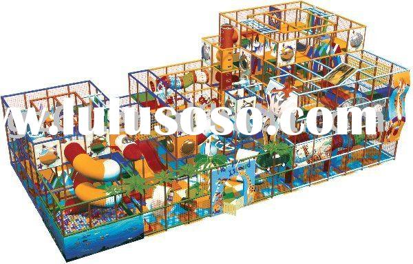 Play structures play centre play system kids slide for Indoor play structure prices