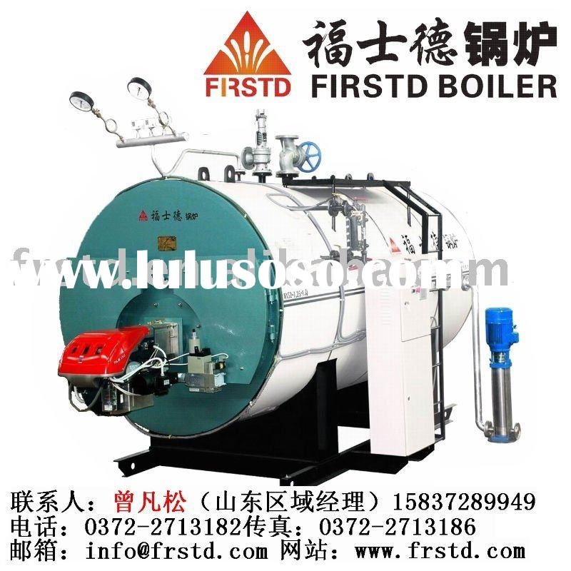 industrial steam boiler for food industry