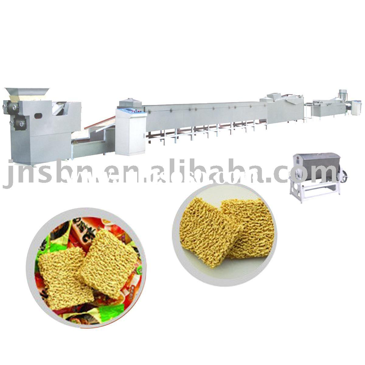 instant noodle machine