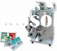 ketchup sachet fill seal package machine