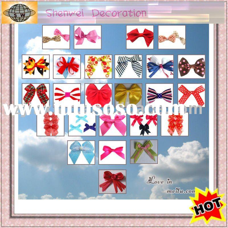 kinds of ribbon bow,ribbon butterfly bow