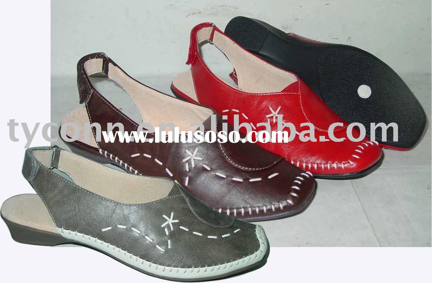 lady comfortable shoes