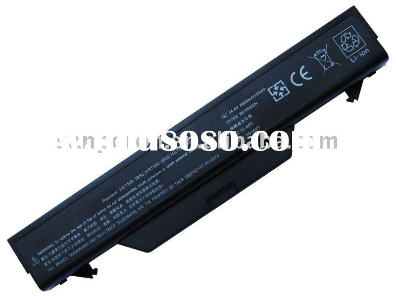 laptop replacement battery for HP Probook 4710s 4515s 4510S HSTNN-IB89