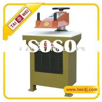 plastic bag cutter machine