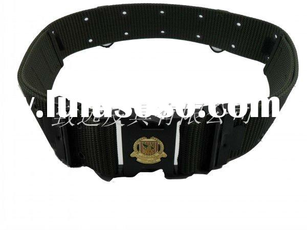 military army belt of Malaysia