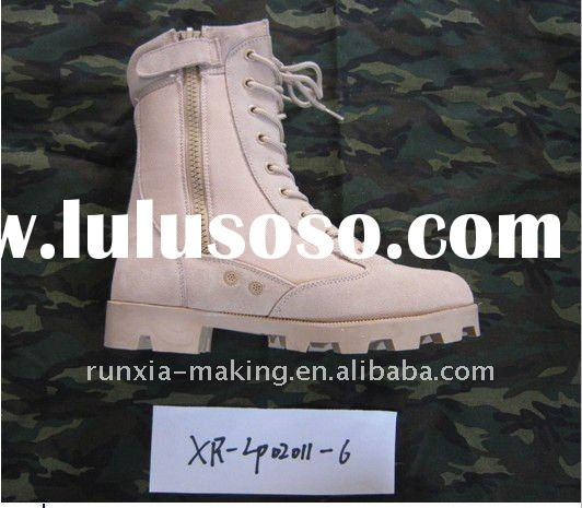 military/army/combat/tactical/jungle/hunting desert boots