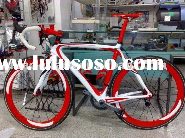 miracle Full Carbon 700C Monocoque Road Frame , brand full carbon frame and fork , carbon racing fra